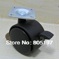 """High quality ,2"""" furniture wheel ,table caster ,table wheel ,furniture hardware , with Brake"""