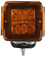 New Arrival 2014 Cree LED work lights with cover 18W 10-30V Truck/Trailer/SUV/Off road/ Boat/ATV tractor working light