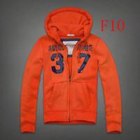 Free shipping, 2013 male leisure brand new fashionable man zipper cardigan hooded coat hoodie orange