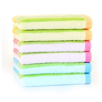 100% cotton towel comfortable soft faceable absorbent fashion elegant 6.8 1 !