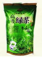 2014 Top 100g Organic Green tea Longjin  Maofeng Bilochun Chinese Healthy Beauty Tea Skin Care Drop & Free Shipping & Wholesale