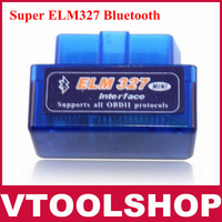Latest Version V2.1 Super Mini ELM327 Bluetooth OBD2 Scanner ELM 327 For Multi-brand CANBUS Support All OBD2 Model Free Shipping