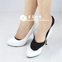 Female cotton sock slippers socks shallow mouth sock  ankle socks