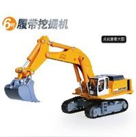 1:87 kaidiwei 626006 alloy engineering car model pedophilic mining machine excavator toy model
