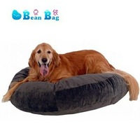 2012 new kind pet bed Colorful Pet Cat and Dog bed Luxury Suede bean bag cover
