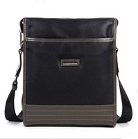 New product Fashion office men's messenger bags leather bags 2013 bag crocodile for smart man 8004-5