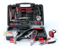 78pcs High Quality Household Combination Tool Set Hand Tool Kit home hand tool case free shipping