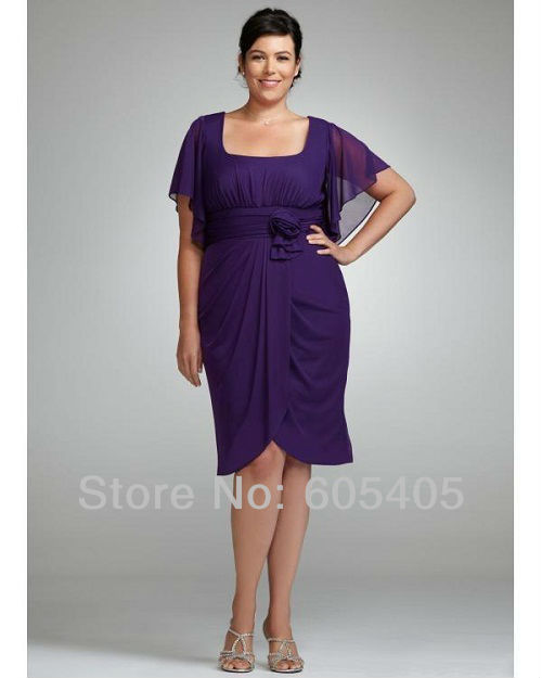 ... Mother of the Bride Dresses Knee length-in Mother of the Bride Dresses