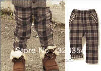 2013 hot sell high quality lovely Baby winter/autumn trousers  boys trousers