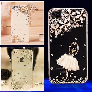 Bbk s6 mobile phone case cell phone case s6 t bbk s6 phone case vivo s6 protective case rhinestone