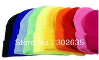 Free Shipping 500PCS/Lot New Fashion Autumn and winter fluo cap for men and women.ladies autumn men's hat cap,21 Colors