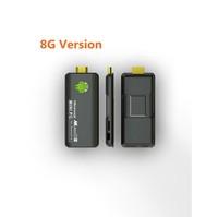 free shipping Rikomagic MK802 IIIS Mini Android 4.1 PC RK3066Cortex A9 1GB RAM 8G ROM HDMI TF Card Android Set top box