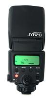 LCD flash speedlite JY620 fr Pentax K30 K01 Q K-5 K-7 K-r K-x K-m K20D 650D K200