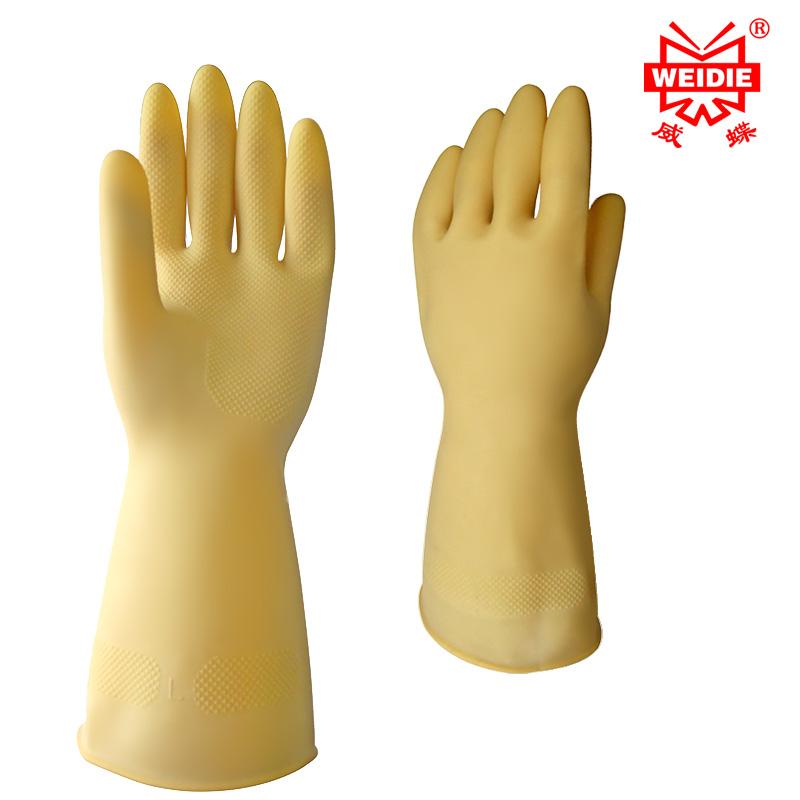 Des gants de caoutchouc regarder 8