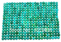 Hot sale DIY Beads 5mm 4mm 6mm 3mm Natural Turquoise Cab Cabochon Bead Fit with earrings bracelet necklace 15inch/piece Gift AAA
