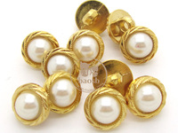 needlework accessory Clothes accessories button buckle pearl button buttons 6528 12mm 1.2 2  apparel accessory