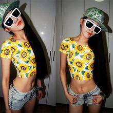 wholesale sunflower shirt