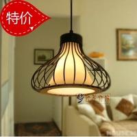 Free Shipping Pendant Light stainless stee kitchen light pendant Iron Bird Cage Pendant Lamp modern living room lamp