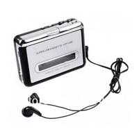 USB Digital Cassette MP3 recorder player Stereo Music Audio Converter PC Adapter for Windows/MAC