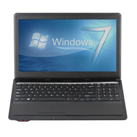 New 2013 15.6Inch Notebook,Ultrabook Laptop Pc,D2500 Dual Core 2GB 250GB,1366X768+HDMI+Webcam+Internal DVD RW,Touch Version