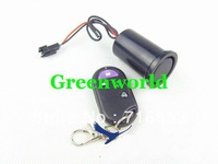 Electric bike Scooter 36v 48v Battery battery box remote control security alarm adjustable sensitivity
