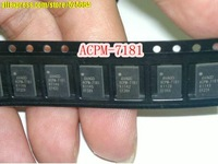 10pcs/lot New original ic for iphone 4S Amplifier ACPM-7181 IC wholesale and retail Free shipping
