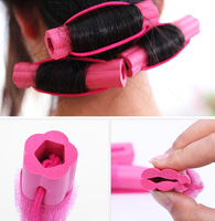 JM 2986 Free shipping DIY 6pcs/set sponge curly Hair rollers Styling Device Divider Braider