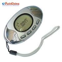 Multifunction LCD Electronic Digital Body Fat Analyzer Mini Pedometer and Calorie Step Counter for Running Walking Distance