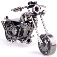Metal crafts motocross model Motorcycle christmas Gift made 14cm*7cm*8cm