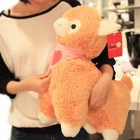 Miccidan alpaca doll filmsize plush toy cloth doll birthday gift horse dolls