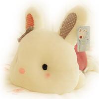 Birthday gift female rabbit doll Large plush toy onrabbit doll rabbit wedding dolls  50cm