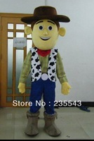 Adult Toy Story mascot costume for sale