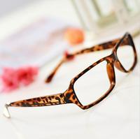 5567 Min. order $10 (mix order) Free shipping retro fashionable sexy leopard Eyeglasses Frames Eyewear Accessories for women