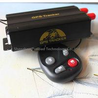 Coban Vehicle Car GPS tracker Remote Control TK103B Car Alarm Free PC GPS Monitor system Quad band SD Rastreador GPS 103