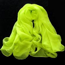 plain silk scarves promotion