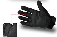 10pair/lot  Movement tactical gloves slip gloves tactical gloves Full finger gloves M  L  XL & EMS