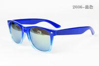 Top Sale Hot Models  Glasses Women Men  New 2013   Fashion Sunglasses Vintage  Popular Glasses 2036