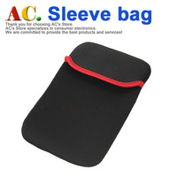 "Laptop Bags for 7"" 8"" 9.7"" 10.1"" Tablet PC MID , Universal Neoprene Sleeve Bag soft case  Free Shipping"