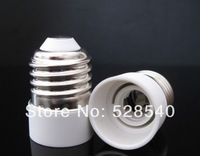free shipping 6piece/lot E27 to E14 Socket Light Bulb Lamp Holder Adapter Plug Extender Lampholder