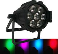 6X LOT NEW ARRIVAL 7pcs*10W RGBW 4IN1Mini LED Par Light,LED Mega Par38,Stage Light,ADJ LED Par Light