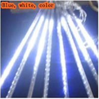 8pcs (color) LED Meteor Tube Kit  -110v-220v -LED Lights & Lighting - Outdoor-IP65 waterproof - Free Delivery