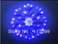 Led snow lights  series of lawn lamp garden light  festival Christmas LED ball lamp,free shipping