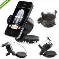 Promotions Universal Car Windshield Mount Bracket Desk Holder for Nexus 4 Google LG E960 Black Holders for iphone 4 4s 5 5s 5c