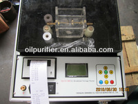 Full Automatically Insulation Oil Tester, Breakdown Voltage Tester