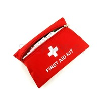 New1 Set Camping Sports Survival Journey Emergency Car First Aid Kit With Bag