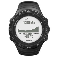 Suunto Outside Multifunctional Sport Watch Black Core