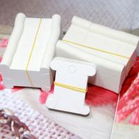 FREE SHIPPING+HOT SALES+ Cross stitch tools accessories paper board wonnd 100 handwritten line cross-stitch kits set