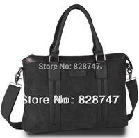2014NewHOT Men's fashion laptop bag Portable Messenger Casual shoulder bag Retro minimalist Business canvas bag,Cheap wholesale