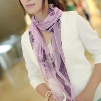 3 summer chiffon silk scarf bandanas belt package decoration magicaf chiffon silk scarf female