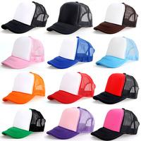 Truck cap truck cap hand painting cap millinery hat for man summer sunbonnet cap